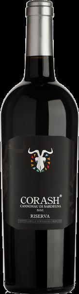CANTINE DELLA VERNACCIA Cannonau di Sardegna Corash DOC Riserva 2016