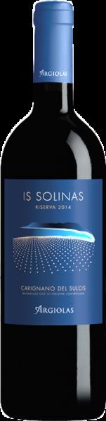 ARGIOLAS Is Solinas Riserva Carignano del Sulcis DOC 2014