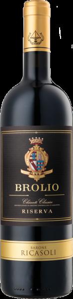BARONE RICASOLI Chianti Classico DOCG Riserva Brolio 2016