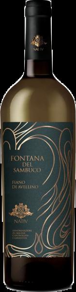 NATIV Fiano d'Avellino Fontana del Sambuco DOCG 2019