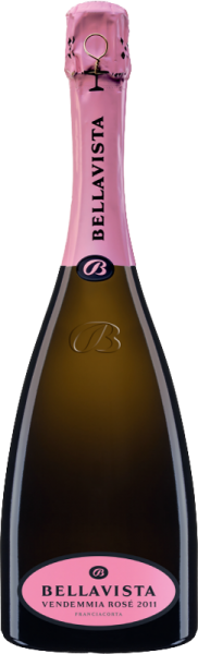 BELLAVISTA Franciacorta Rosé Brut DOCG Vintage 2015