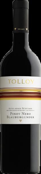 MEZZACORONA Pinot Nero Tolloy DOC 2014
