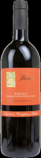 PARUSSO Barolo DOCG Mariondino 2015