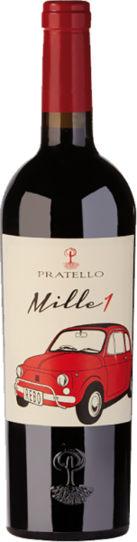 PRATELLO Rebo Mille 1 2017