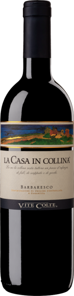 VITE COLTE Barbaresco DOCG La casa in Collina 2015