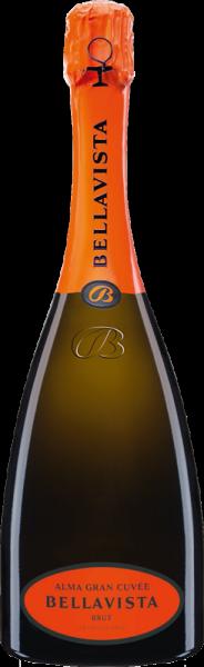 BELLAVISTA Franciacorta Alma Gran Cuvée 0,375l Brut DOCG
