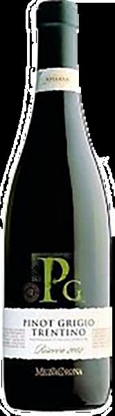 MEZZACORONA Pinot Grigio DOC Riserva 2017