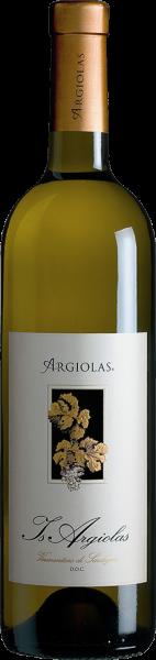 ARGIOLAS Is Argiolas Vermentino di Sardegna 2019
