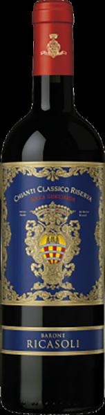 BARONE RICASOLI Chianti Classico DOCG Riserva Rocca Guicciarda 2017