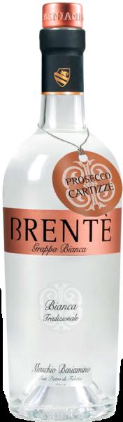 BENIAMINO MASCHIO Grappa Brentè Bianca Imperiale
