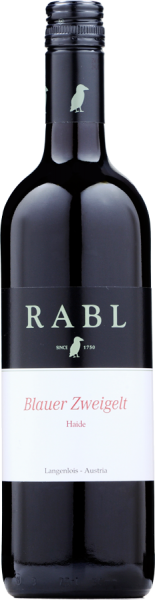 RABL Blauer Zweigelt Haide 2016