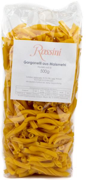 ROSSINI Garganelli aus Maismehl mit Ei