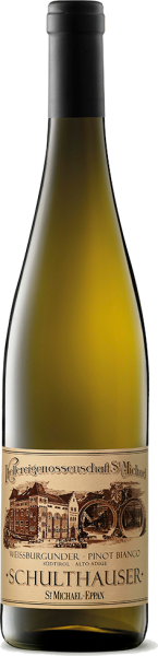 ST. MICHAEL EPPAN Pinot Bianco Schulthauser 2019