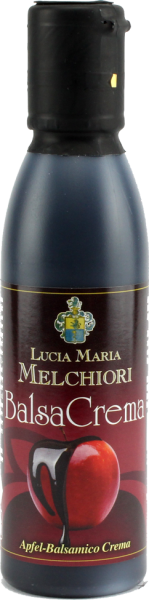 MELCHIORI Aceto Mela Crema (Apfel Balsamico Creme)