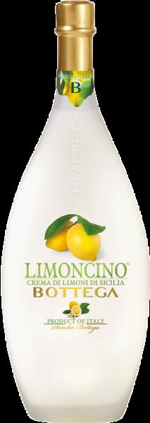 BOTTEGA Zitronen-Milchlikör Limoncino