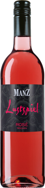 MANZ Rosé trocken Lustspiel 2018