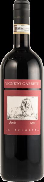 LA SPINETTA Barolo DOCG Vigneto Garretti 2014